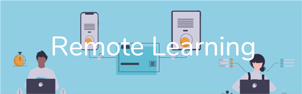 Remote Learning Information HERE